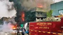 10 injured in Tarapur MIDC fire