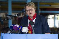Head of UN peacekeeping mission in South Sudan to step down in November