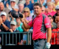 Padraig Harrington in the hunt to end eight-year wait for European Tour win
