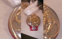 6 kg gold worth Rs 1.16 crore seized at Chhatrapati Shivaji International Airport