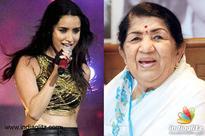 Shraddha Kapoor's 'Rock On 2' singing earns praise from Lataji