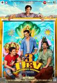 The first look poster of `3 Dev` unveiled!
