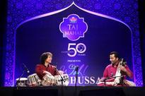Zakir Hussain's concert