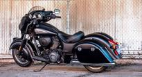 Indian Chieftain Dark Horse launched at Rs 31.99 lakh