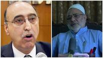 Hurriyat leader Aga Syed Hassan detained after meeting Pak High Comm Abdul Basit