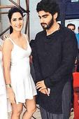 Katrina Kaif catches up with her `rakhi brother` Arjun Kapoor