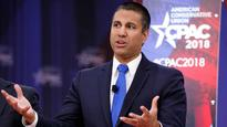 NRA honours US FCC boss Ajit Pai with rifle for repealing 'net neutrality'