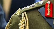 First senior British Army officer to be court-martialed since 1952