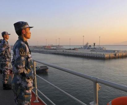 China's first aircraft carrier holds drills in SCS