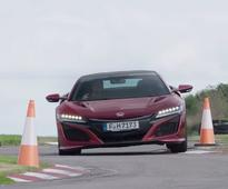 The Acura NSX, Audi R8 And Porsche 911 Turbo Duke It Out For AWD Supremacy