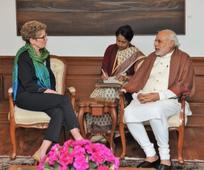 Ontario Premier Kathleen Wynne meets with Indian Prime Minister Narendra Modi, Punjab Deputy Chief Minister, Haryana Chief Minister and others (updated) »
