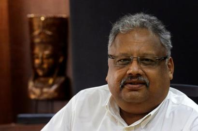 How Rakesh Jhunjhunwala beat the market meltdown