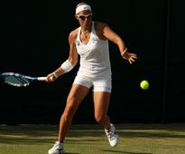 Kirsten Flipkens crashes out early in Istanbul