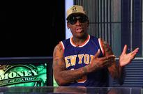 Dennis Rodman is here to fix all of the Knicks' problems
