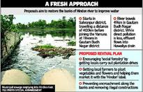 New plan to revive encroached, polluted Hindon