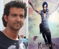 Hrithik Roshan talks about 'Krrish 3'