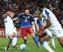 (Football) Bengaluru frustrates JDT with 1-1 draw in AFC Cup semis