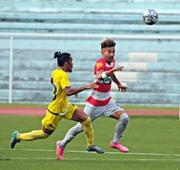 JP Voltes hands Global first loss this season
