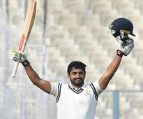 Ton-up Karun Nair ensures first innings lead for Karnataka