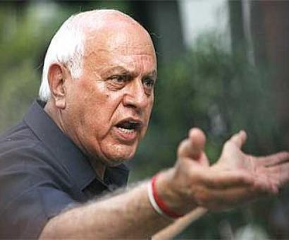 Kashmir issue can't be solved unless India, Pak talk: Farooq Abdullah