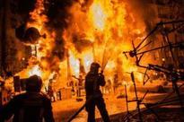 Major fire at state-run hospital in Kolkata