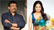 Ram Gopal Varma to make a movie on the life of Sridevi?