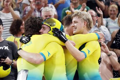 CWG: Horton ends Australia's long wait for 400 freestyle champion