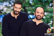 Ajay Devgn hints Rohit Shetty to host 'Khatron Ke Khiladi' AGAIN&#63