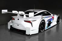Lexus reveals new LC 500-based Super GT racer
