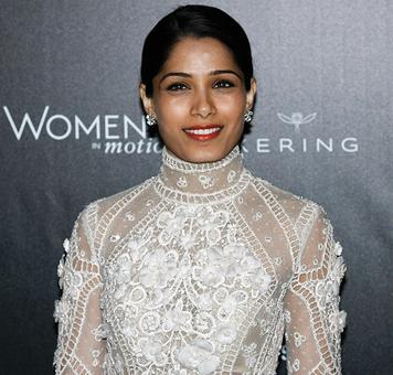 Cannes 2016: Freida Pinto is a vision in Elie Saab couture