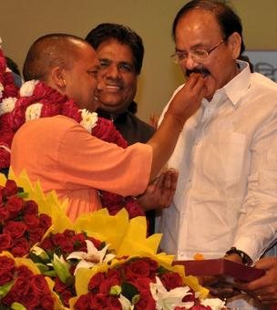 Yogi Adityanath: From controversy's child to UP CM