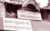 No more delicacies at 52-year-old Mysore Cafe