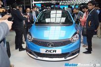 Tata Motors Showcases Zica Special Edition At The 2016 Auto Expo [Live]