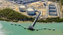 First LNG shipment from APLNG project departs Curtis Island in Gladstone, Queensland