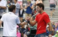 Del Potro stands firm as seeds tumble in Sydney