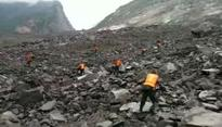Over 140 feared buried as landslide destroys China village