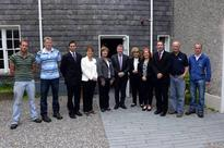 OPW Minister opens new seashore trail and revamped museum