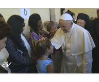Pope Francis: Peace, a thread of hope that unites earth to heaven