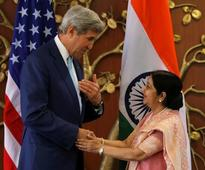U.S., India, Afghanistan to hold talks - Kerry