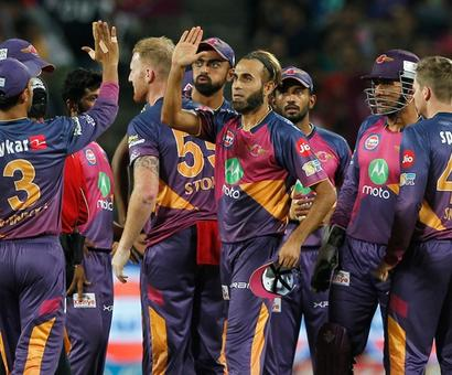 Rising Pune Supergiant 'peaking at the right time'