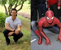 Tiger Shroff on lending voice to SpiderMan: Homecoming