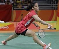 Saina resumes practice, may play China Open