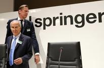 Brexit could make Britain highly attractive, says Axel Springer chief