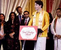Canadian PM Justin Trudeau dons south Indian 'veshti', celebrates Pongal