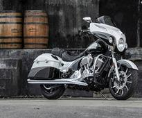 Indian Chieftain Jack Daniels Limited Edition Revealed