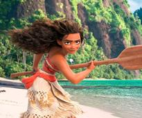 The 15-year-old breakout star of Disney's 'Moana' never even had to audition