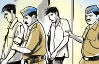 Two caught for robbery attempt at petrol pump near Parimal Garden