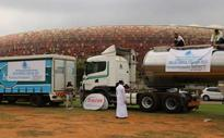 1.5mln litres of water to reach driest areas through Operation Hydrate