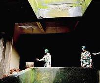 Army takes possession of Adarsh society... Army takes possession of Adarsh society land