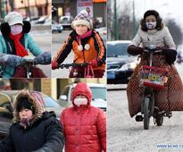 China copes with worst cold in decades
